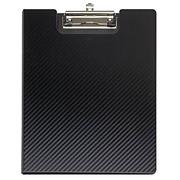 Clipboard A4 Flexx Maul 31 x 24 cm with flap black