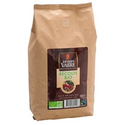 Coffee beans Jacques Vabre Professional Bio harvest - pack of 1 kg