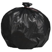 Garbage bag 100 L grey economic - pack of 200