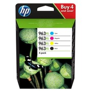 3YP35AE#BGX HP OJ PRO 9010 INK (4) CMYK