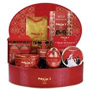 Koffer met zoetigheden van Maxim's