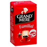 Gemalen koffie Grand mère - pak van 250 g