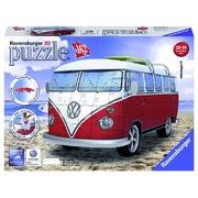 Puzzle Ravensburger bus Volkswagen T1 bulli 3D 162 pièces