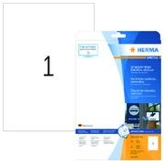 Etiquette Herma 4577 210x297mm 20 pièces