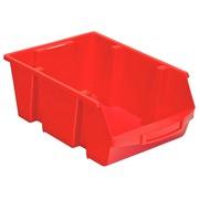Bacs à bec économiques Viso rouge - 28 litres