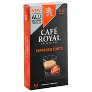 Capsules de café Café Royal Espresso Forte - Boîte de 10