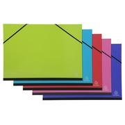 Carton à dessins avec élastiques IDERAMA - A3