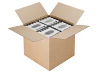 Carton Caisse américaine kraft brun double cannelure L 50 x l 50 x H 50 cm