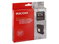 Cartridge Ricoh GC-21 K black