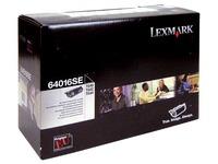 Toner Lexmark 64016SE zwart