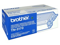 Toner black Brother TN3170