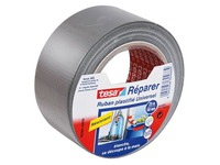 Ruban de réparation extra Power Tesa gris - 25 m