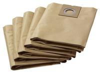 Packung mit 5 Beuteln für Staubsauger Kärcher NT27/1 27 l