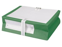 Archive box file, large capacity, 10 cm