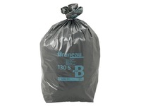Box of 100 garbage bags 130 l standard quality