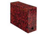 Boîte de classement carton Adine tradition dos 12 cm couleur