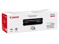 Toner Canon 728 zwart