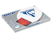 Paper A3 white 120 g Clairefontaine DCP - Ream of 250 sheets