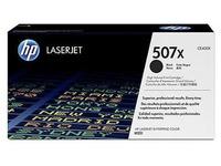 Toner zwart HP CE400X - HP 507X