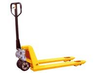 Standaard vorkhefwagen geel lading 2500 kg