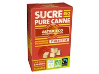 Sucre de canne bio Alter Eco morceaux - 500 g