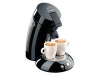 Machine à café Senseo classique noire 0,7 L