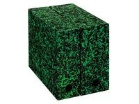 Tradition storage box, back 12 cm, green