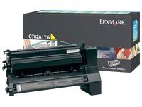 Toner Lexmark C782X1X afzonderlijke kleuren cyaan (C782X1CG), magenta (C782X1MG), geel (C782X1YG) 15000 pagina's