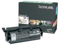 Toner Lexmark T650A11E zwart