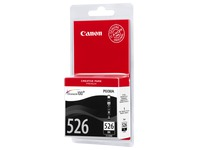 Cartridge zwart Canon CLI526BK