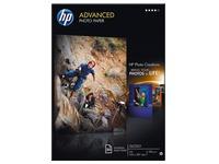 Papier photo glacé brillant HP A4 250 g - 50 feuilles