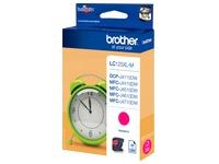 Cartridge Brother LC125 XL afzonderlijke kleuren
