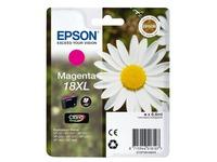 Cartouche Epson 18XL couleurs séparées