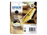 Cartridge Epson 16XL zwart