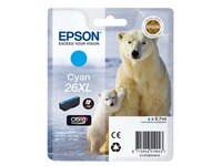 Cartridge Epson 26XL Zyan