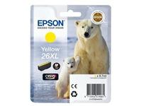 Cartridge Epson 26XL afzonderlijke kleuren