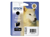 Cartridge Epson T0961 foto zwart