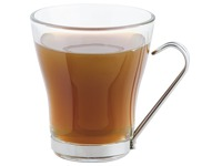 Tasse à thé monture inox 25 cl