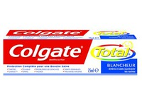 Dentifrice Colgate total blancheur - 75 ml