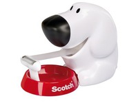 Dispenser Scotch dog with tape