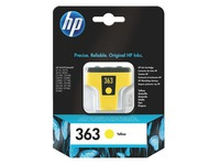 Cartridge HP 363 geel