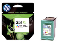 Cartridge color HP 351XL CB338EE high capacity