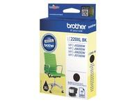 Cartridge Brother LC229 XL hohe Kapazität schwarz für Tintenstrahldrucker