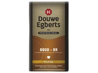 Pack of 250 g Douwe Egberts ground coffee Dessert 100% Arabica (gold)