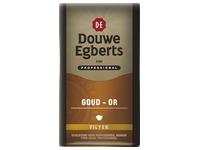 Packung 250 g Douwe Egberts gemahlener Kaffee Dessert 100% Arabica (gold)