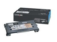 C500S2KG LEXMARK C500 TONER BLACK (120035440255)