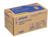 C13S050602 EPSON ALC9300N TONER YELLOW