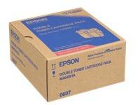 C13S050607 EPSON ALC9300N TONER (2) MAG