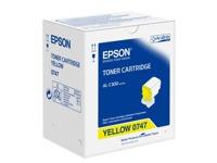 C13S050747 EPSON ALC300 TONER YELLOW (2207406)