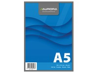 Notepad Aurora A5 148 x 210 mm 5 x 5 100 sheets